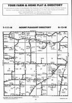 Map Image 016, Wabasha County 1992